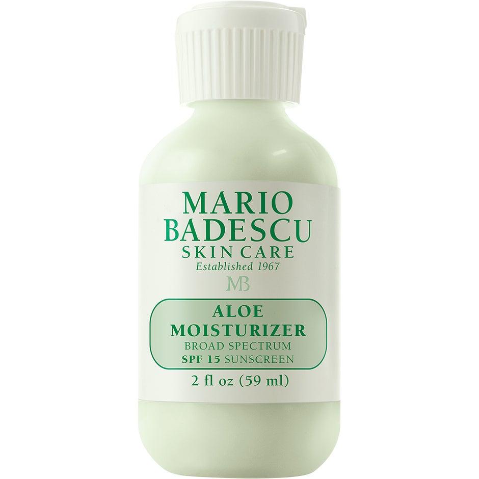 Köp Mario Badescu Aloe Moisturizer SPF-15,  59 ml Mario Badescu Dagkräm fraktfritt