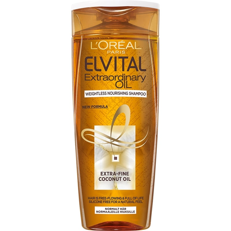L'Oréal Paris Elvital Extraordinary Oil Coconut Shampoo