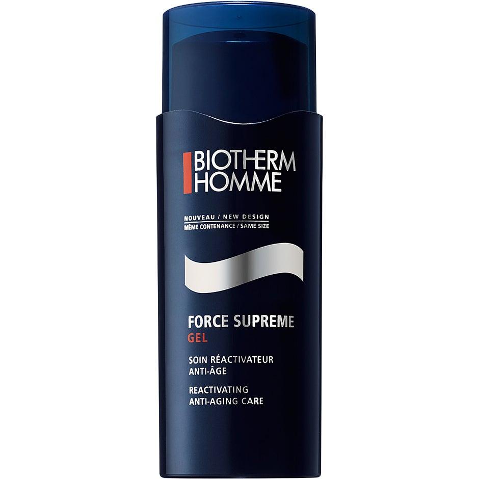 Biotherm Homme Force Supreme Gel, 50 ml Biotherm Homme Dagkräm