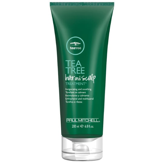 Tea Tree Hair & Scalp Treatment, 200 ml Paul Mitchell Hårinpackning