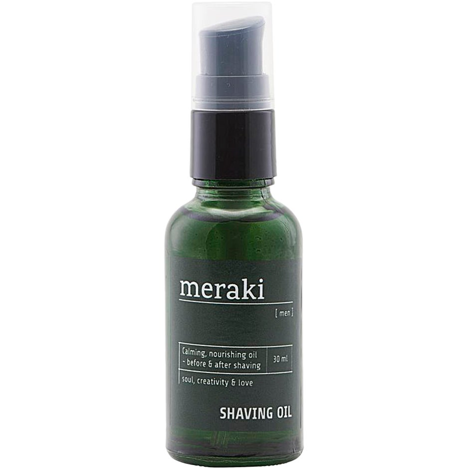 Shaving Oil For Men, 30 ml Meraki Rakgel