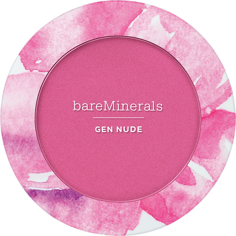bareMinerals Floral Utopia Gen Nude Powder Blush, 6 g bareMinerals Rouge