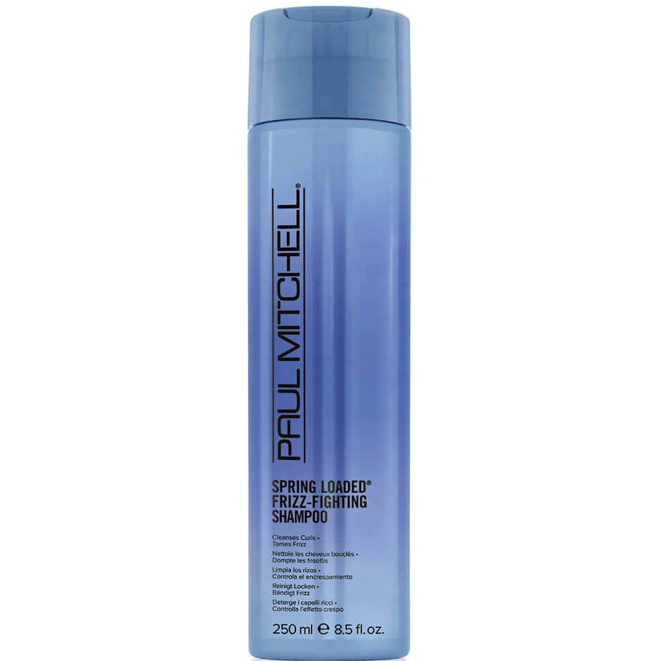 Paul Mitchell Curls Spring Loaded Frizz-Fighting Shampoo, 250ml Paul Mitchell Shampoo