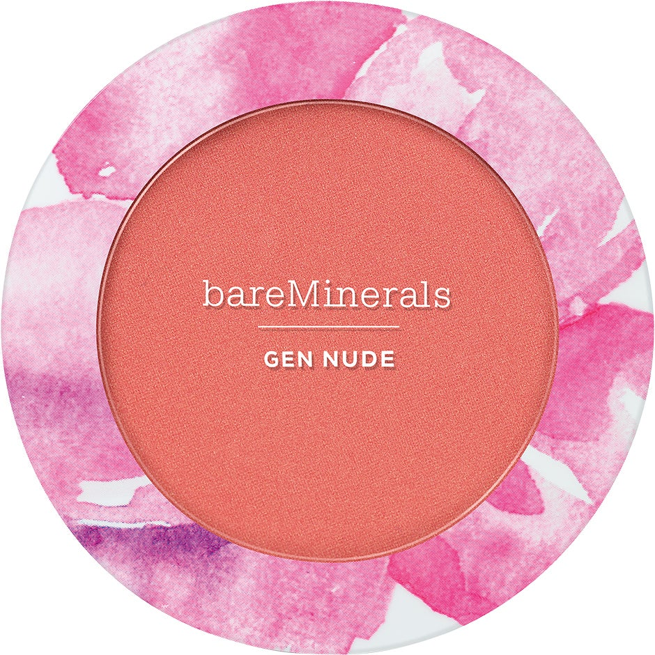 bareMinerals Floral Utopia Gen Nude Powder Blush, 6 g bareMinerals Rouge