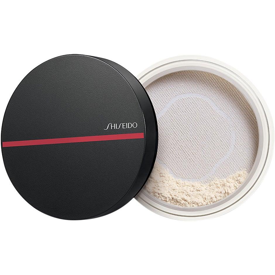 Synchro Skin Invisible Silk Loose Powder,  Shiseido Puder