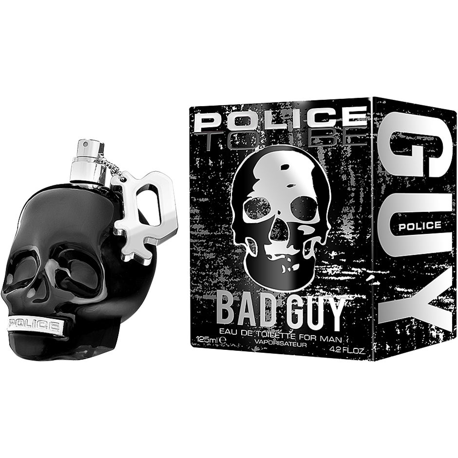 Police To Be Bad Guy, 125 ml Police Parfym