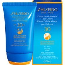 Shiseido Sun 30+ Expert s Pro Cream
