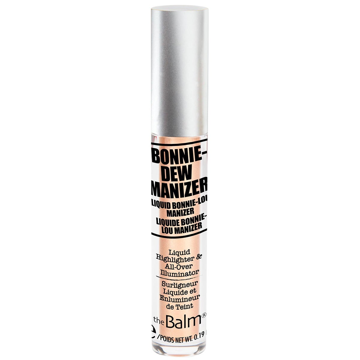the Balm Bonnie-Dew Manizer Liquid Highlighter