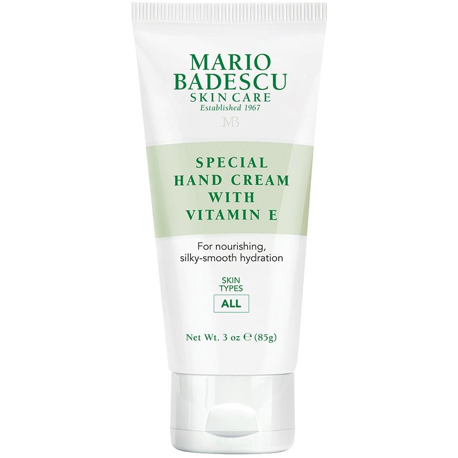 Mario Badescu Special Hand Cream Vitamin E Tube, Vitamin E Tube 85 g Mario Badescu Handkräm