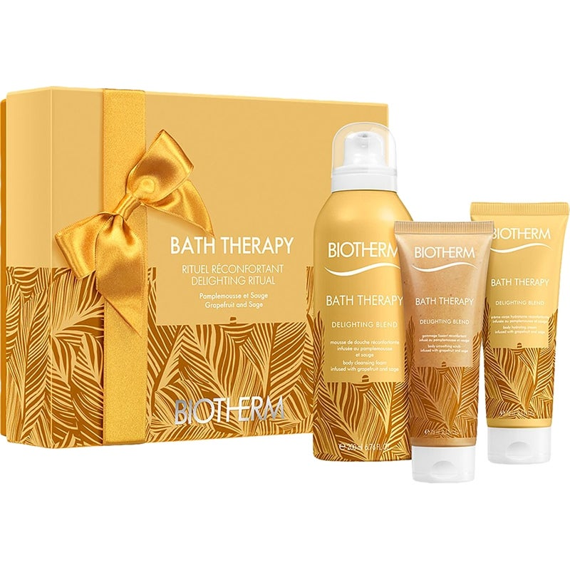 Biotherm Bath Therapy Delighting Blend Medium Set