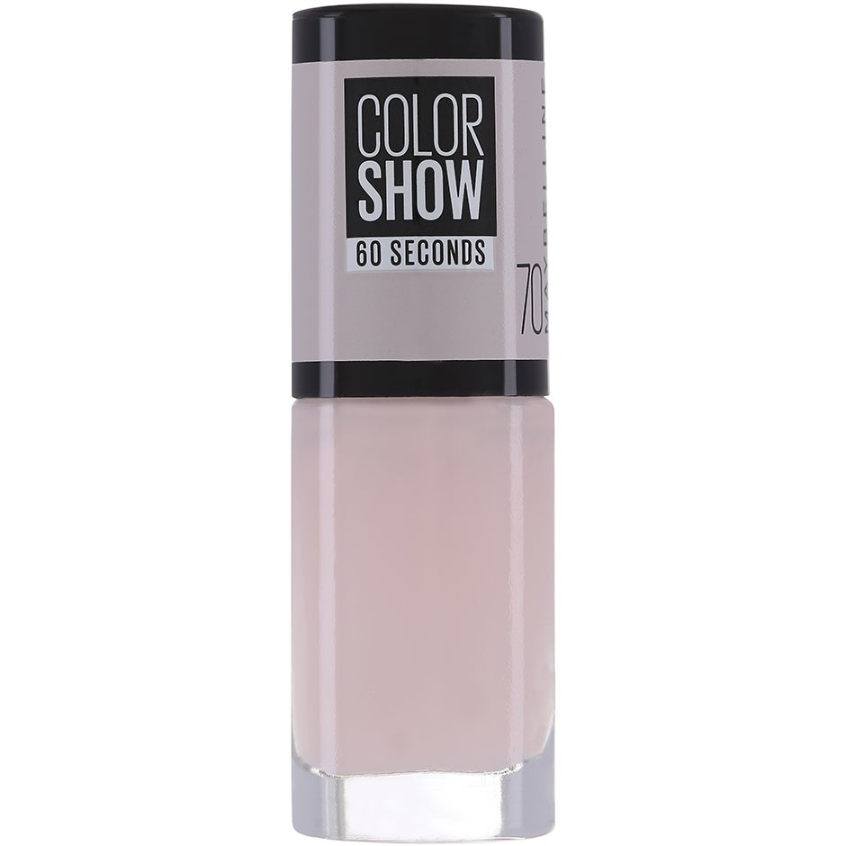 Maybelline New York Colo Rama, 70 Ballerina,  7ml Maybelline Nagellack
