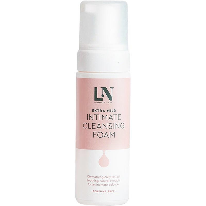 LN Intimate Cleansing Foam Salvia