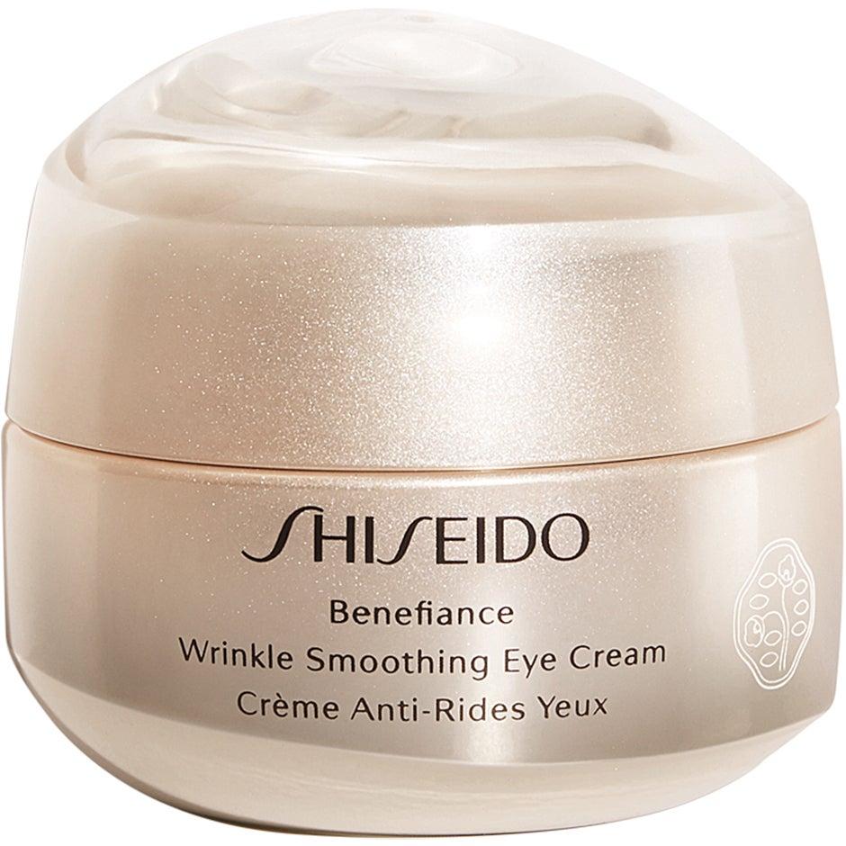 Benefiance Wrinkle Smoothing Eye Cream, 15 ml Shiseido Ögonkräm
