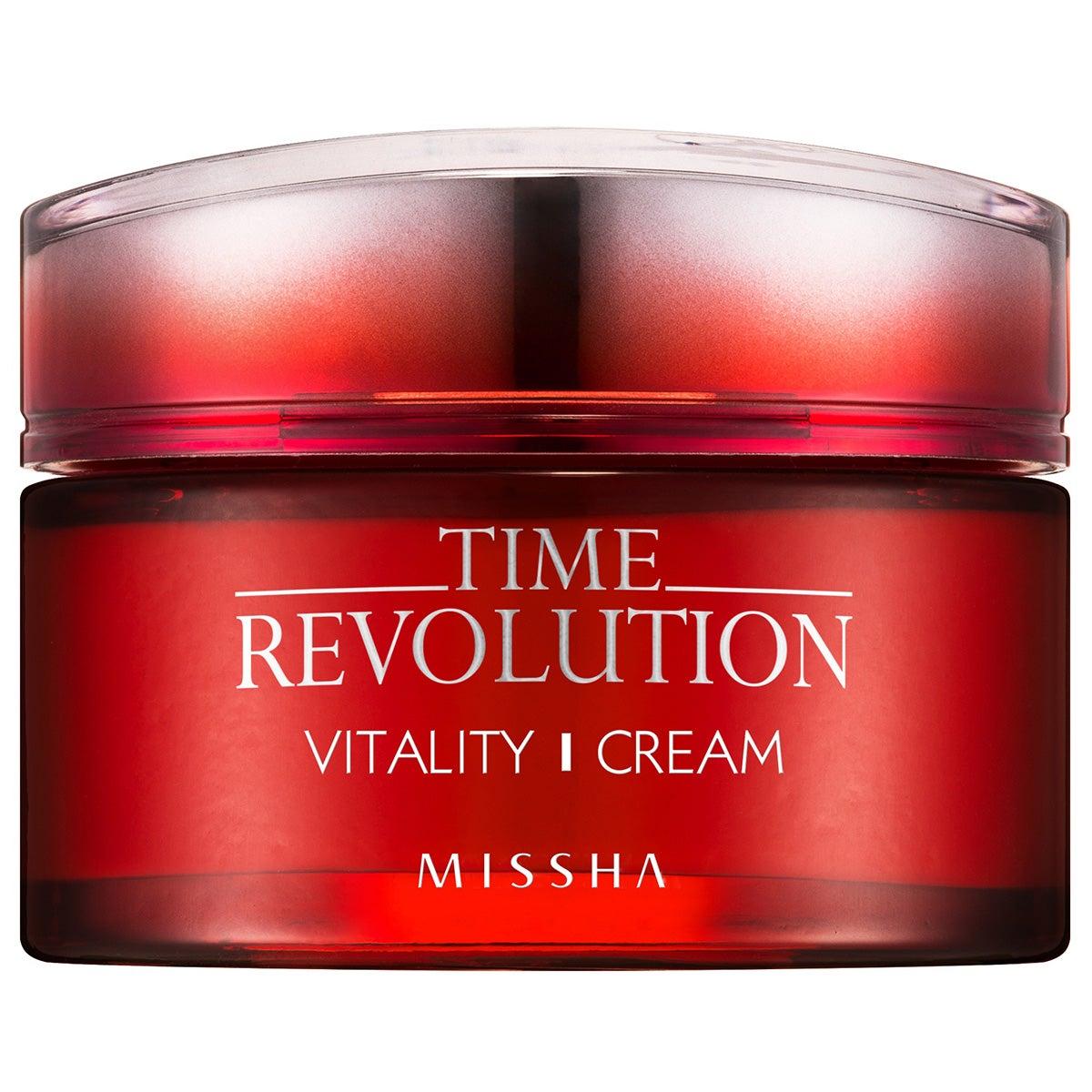 Time Revolution Vitality Cream, 50 ml MISSHA K Beauty Ansiktskräm