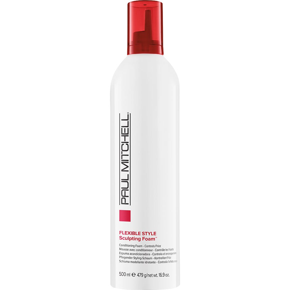 Sculpting Foam, Paul Mitchell Mousse