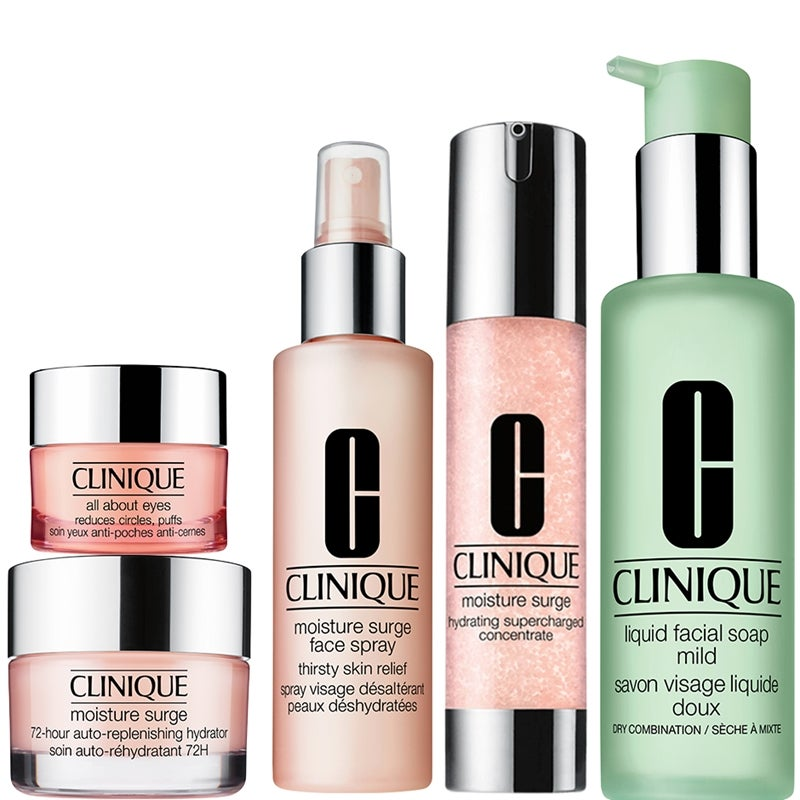 Clinique Biancas Skin Care Routine