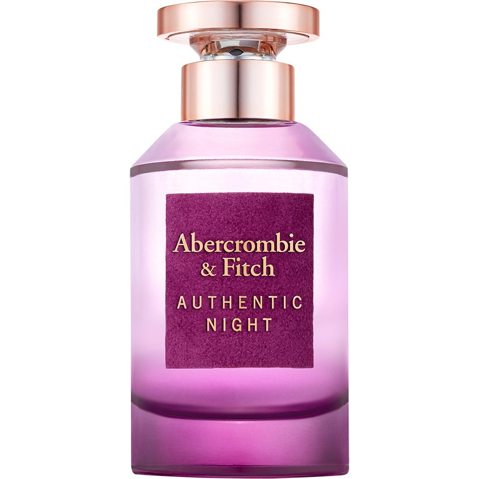 Authentic Night Women, 100 ml Abercrombie & Fitch Parfym