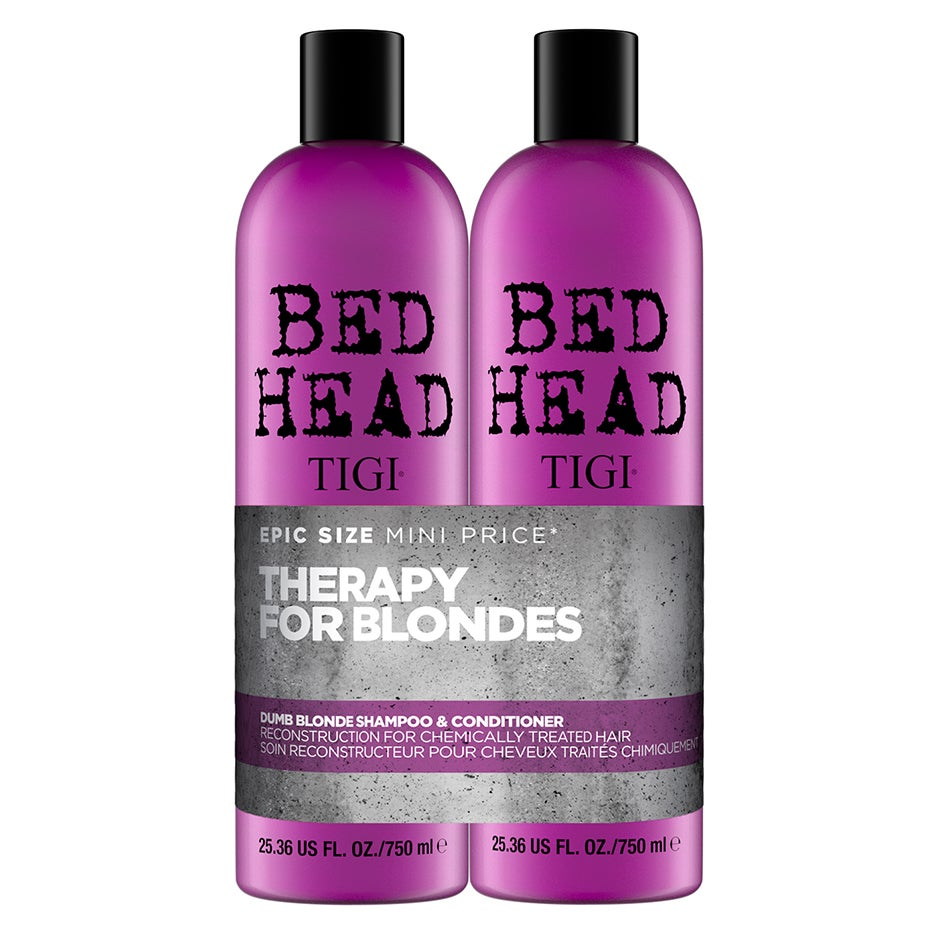 TIGI Bed Head Dumb Blonde Tweens, TIGI Bed Head Paket