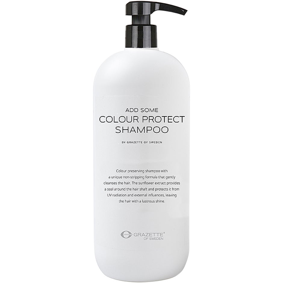 Add Some Colour Protect Shampoo, 1000 ml Grazette of Sweden Shampoo