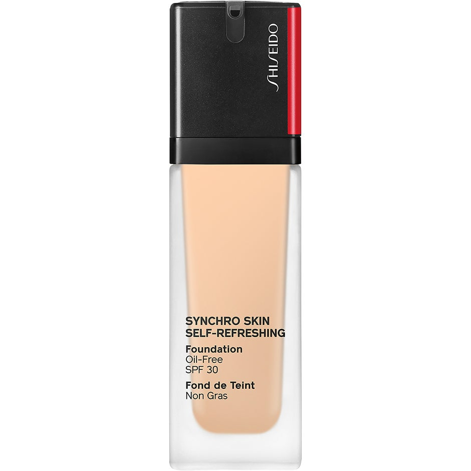 Synchro Skin Self-Refreshing Foundation,  Shiseido Foundation