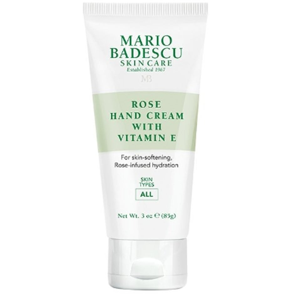 Rose Hand Cream with Vitamin E, 85 g Mario Badescu Handkräm