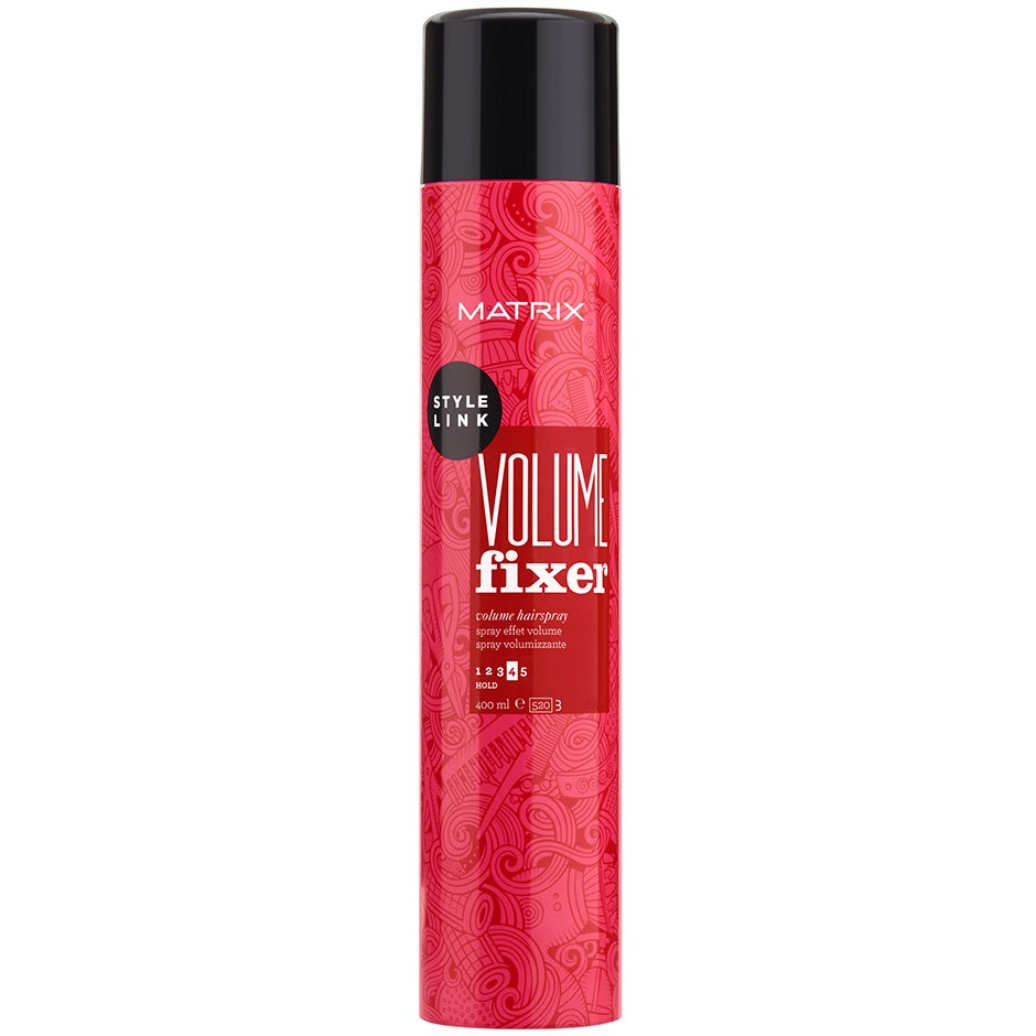 Matrix Style Link Volume Fixer Volumizing Hairspray, Perfect Volume Fixer Volume Hairspray 400 ml Matrix Hårspray