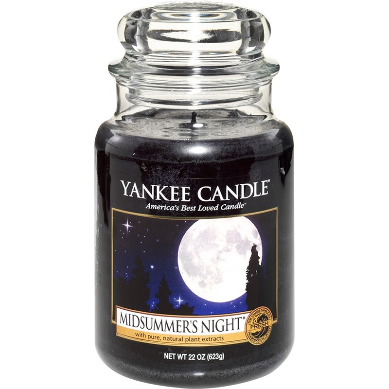 Yankee Candle Midsummer's Night