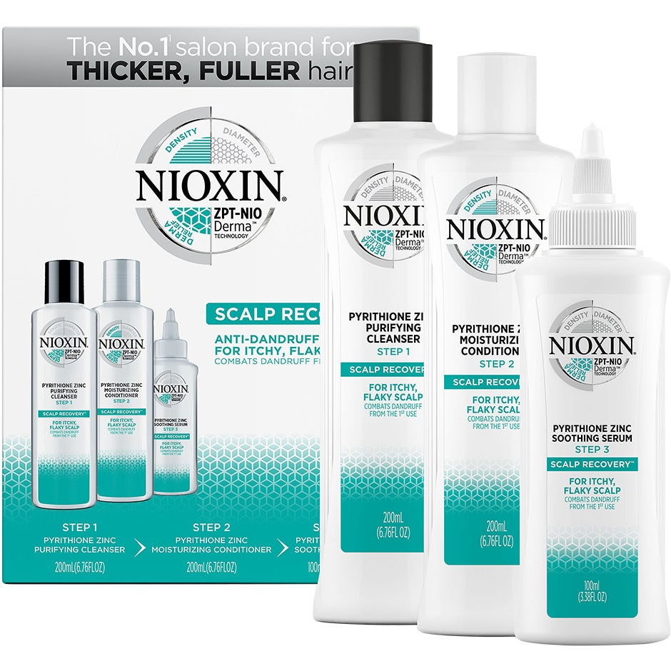Scalp Recovery,  Nioxin Paket