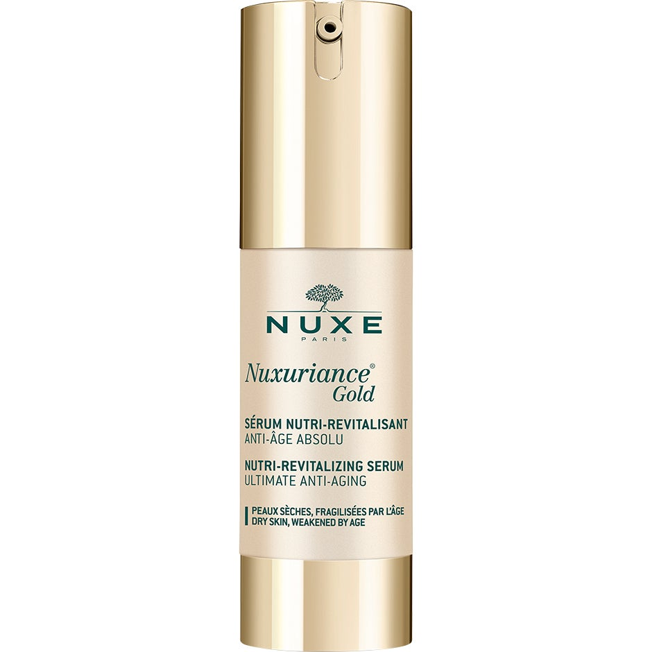 Nuxuriance Gold Serum,  Nuxe Serum & Ansiktsolja