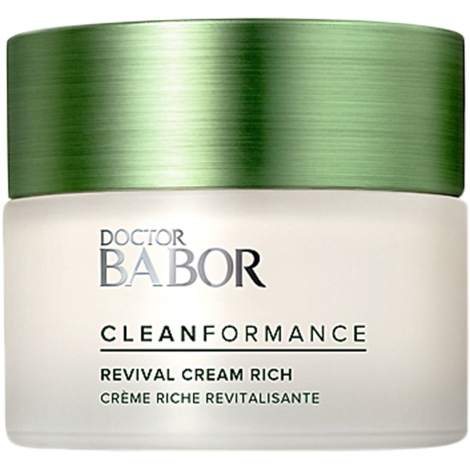 Cleanformance Revival Cream Rich, 50 ml Babor Dagkräm