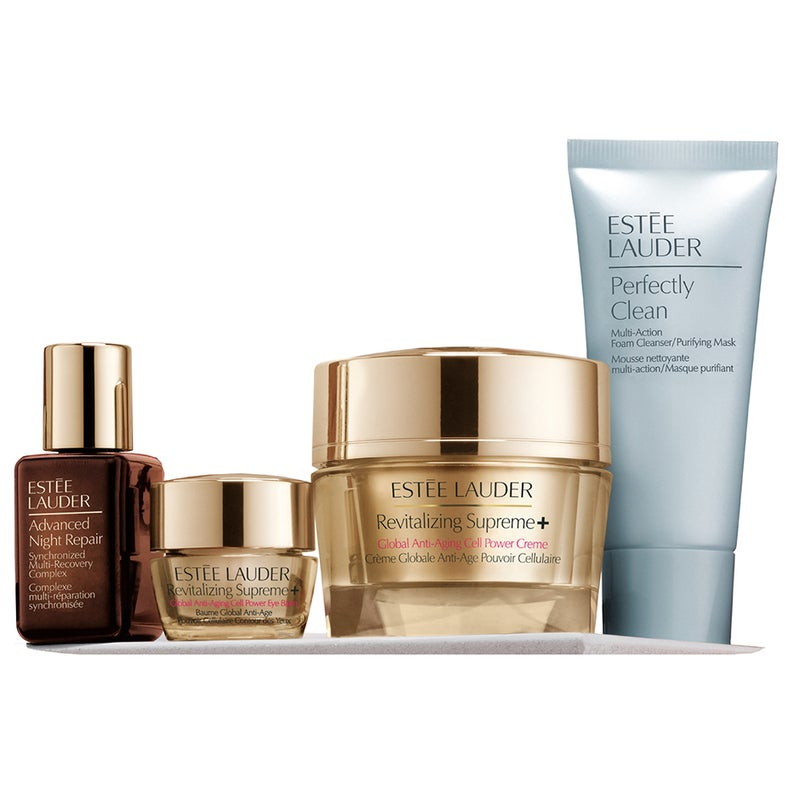 Estée Lauder Supreme+ Holiday 20 Skincare Set   mix