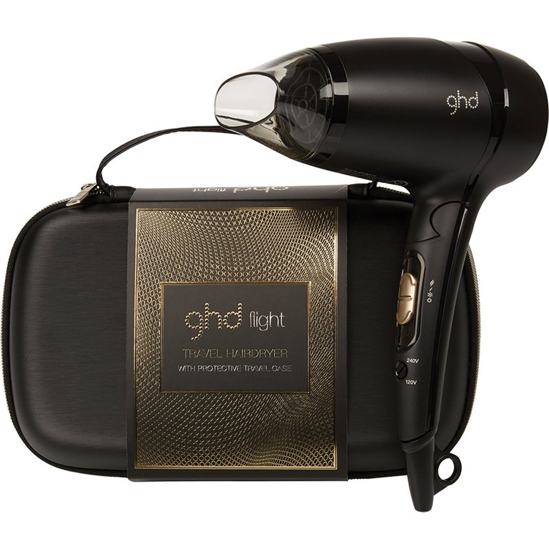 ghd Flight Hairdryer With Protective Case