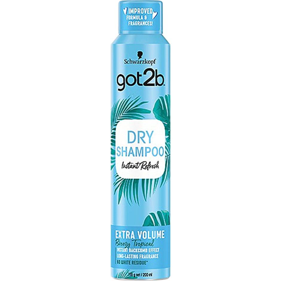 Schwarzkopf Got2B Fresh It Up Volume Dry Shampoo, 200ml Schwarzkopf Torrschampo