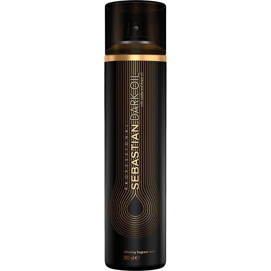 Dark Oil Hair Silkening Fragrant Mist, 200 ml Sebastian Hårparfym