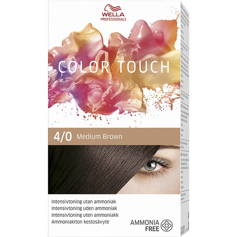 Color Touch, Wella Toning