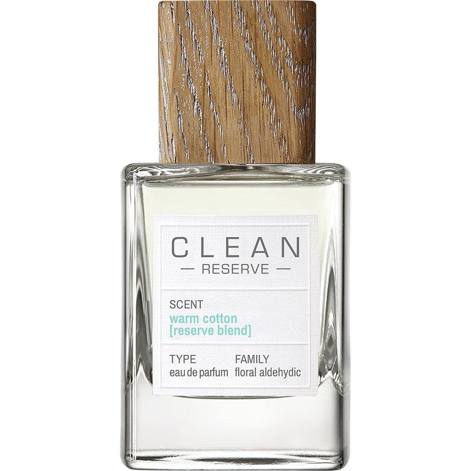 CLEAN Reserve Warm Cotton [Reserve Blend] , 50 ml Clean Parfym