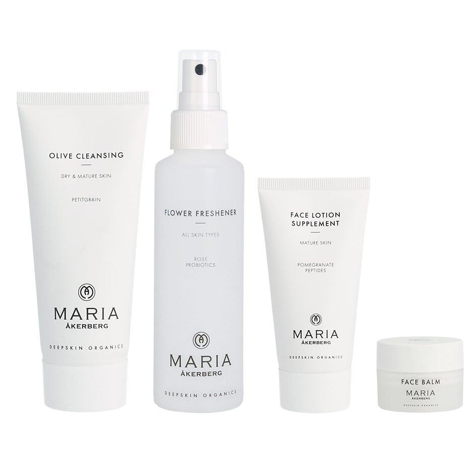 Beauty Starter Set Supplement,  Maria Åkerberg Ansikte