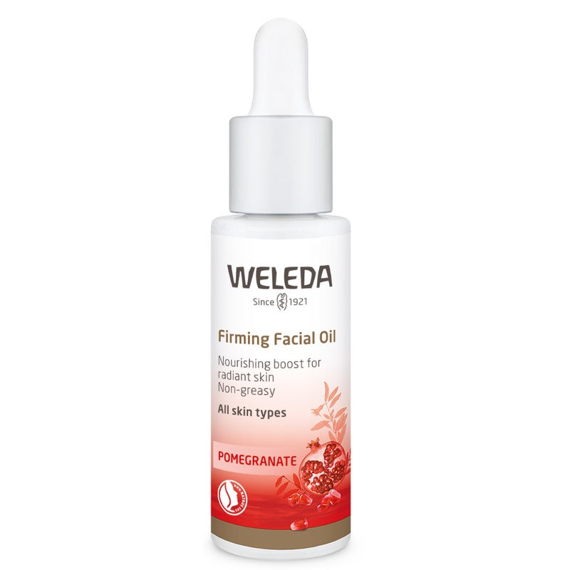 Weleda Pomegranate Firming Facial Oil