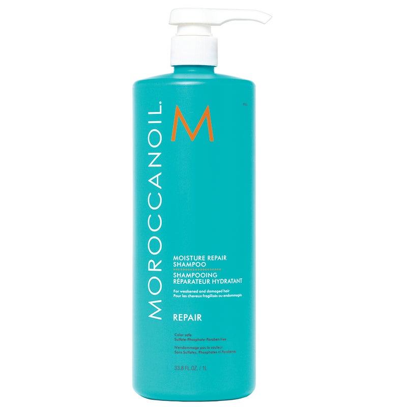 moroccanoil schampo och balsam recension