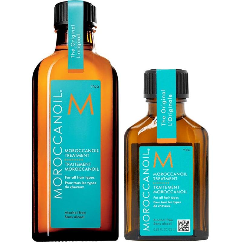 Moroccanoil Cylinder Original Blue