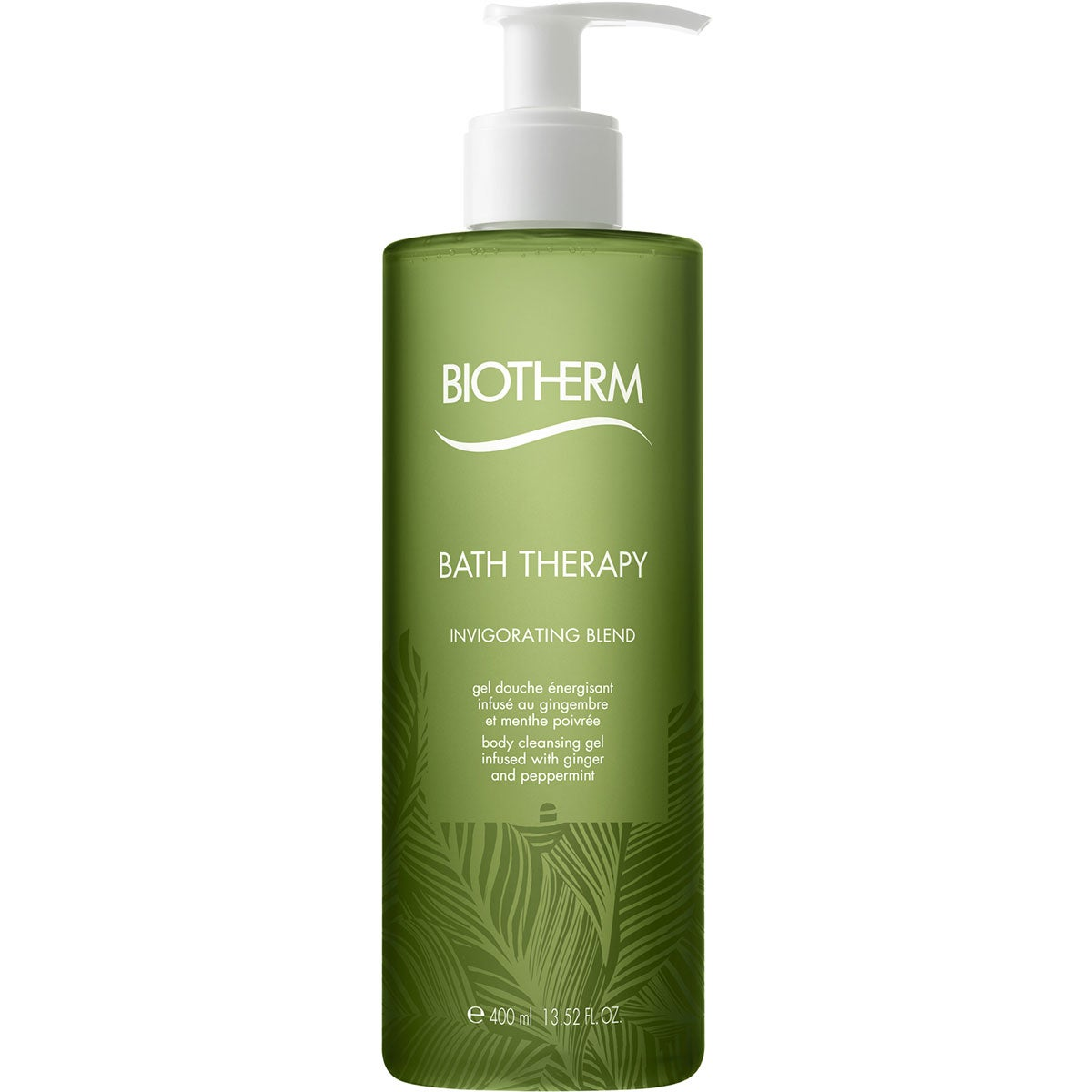 Köp Bath Therapy Invigorating Blend, Shower Gel 400 ml Biotherm Duschcreme fraktfritt