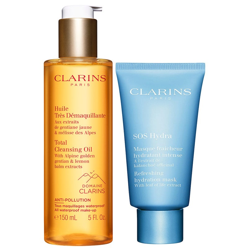 Clarins Philippas Hydrating Favorites