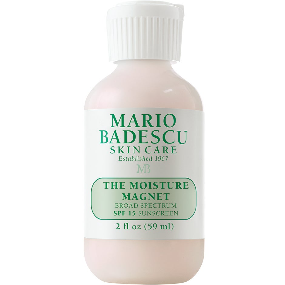 Köp Mario Badescu The Moisture Magnet SPF 15,  59 ml Mario Badescu Dagkräm fraktfritt