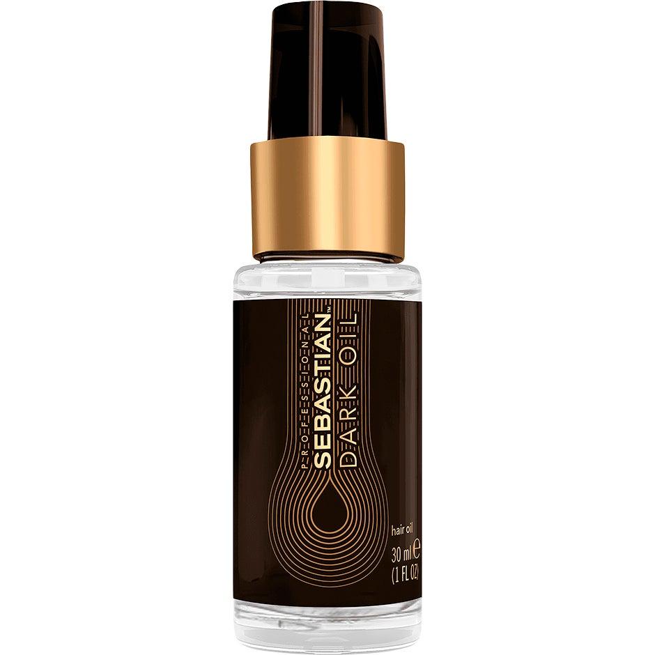 Köp Dark Oil,  30 ml Sebastian Serum & hårolja fraktfritt