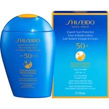 Shiseido Sun 50+ Expert s Pro Lotion