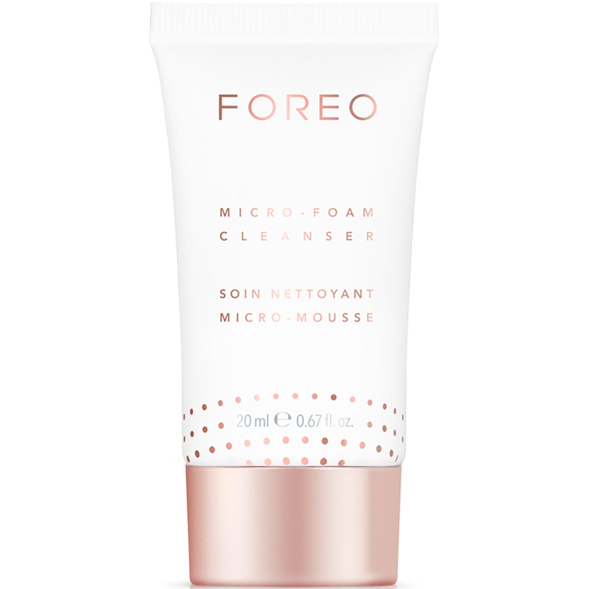 Micro-Foam Cleanser