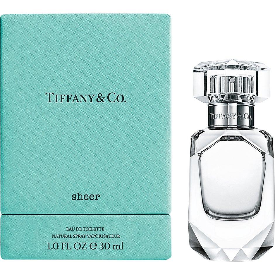 Tiffany & Co Tiffany Sheer EdT, 30 ml TIFFANY & Co Parfym