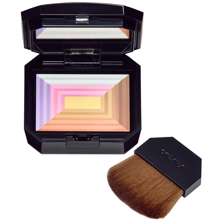 7 Lights Illuminator,  Shiseido Highlighter