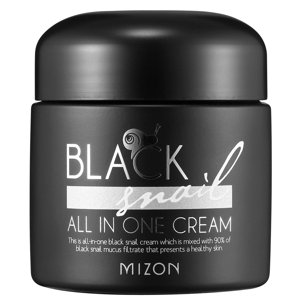 Black Snail All In One Cream, 75 ml Mizon Dagkräm