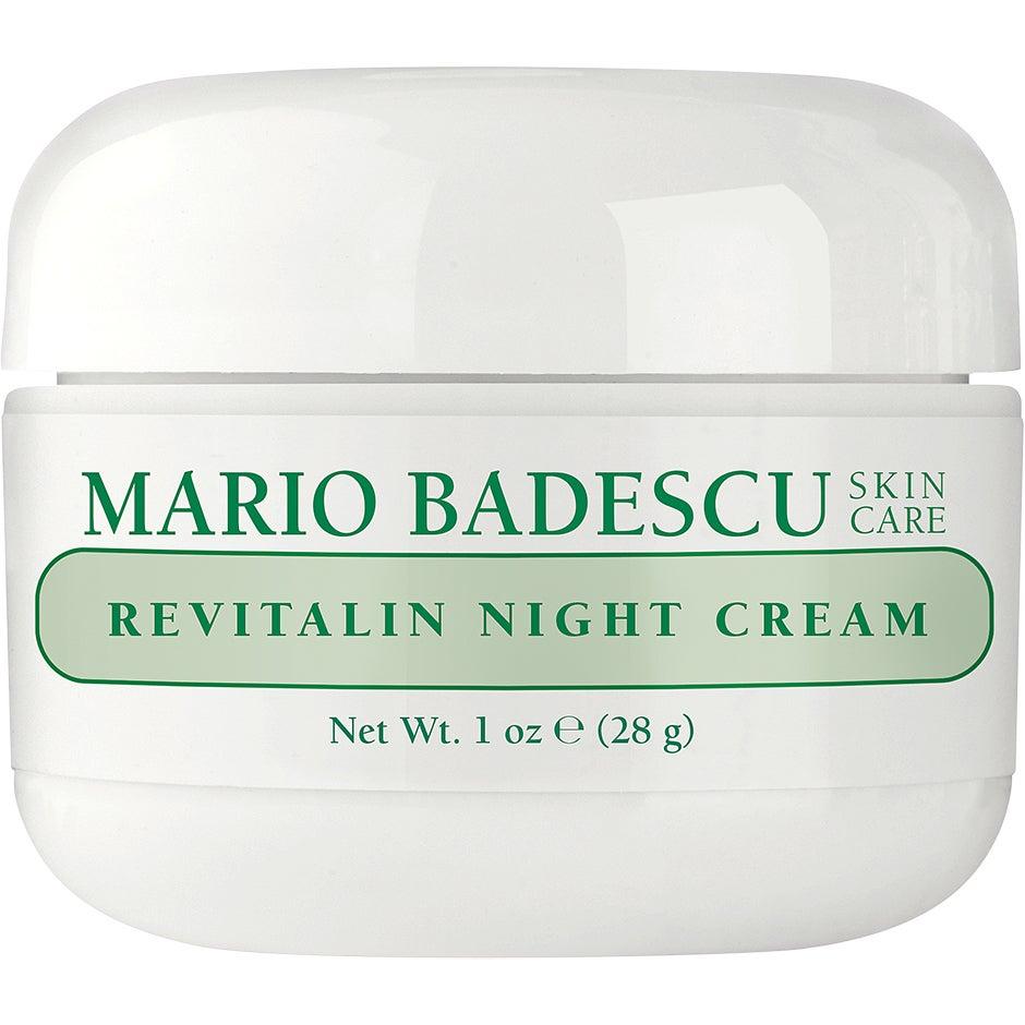 Mario Badescu Revitalin Night Cream, 29 ml Mario Badescu Nattkräm